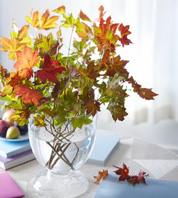 Beautiful Thanksgiving Fall Table Settings And Centerpiece Decor Ideas To Make _12