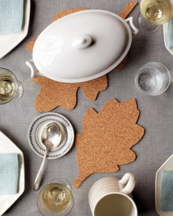 Beautiful Thanksgiving Fall Table Settings And Centerpiece Decor Ideas To Make _16