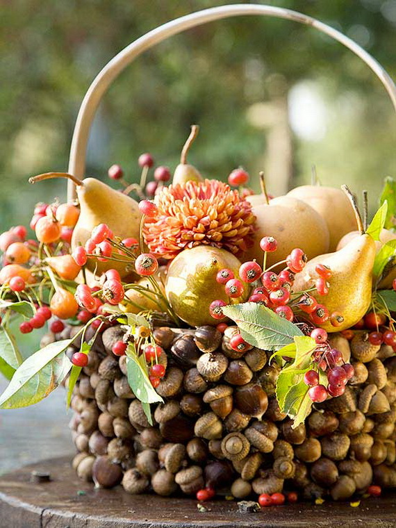 Beautiful Thanksgiving Fall Table Settings And Centerpiece Decor Ideas To Make _31