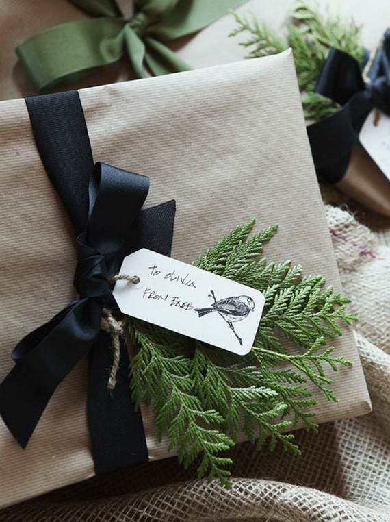 Cute-And-Incredibly-Christmas-Gifts-Wrapping-Ideas-117