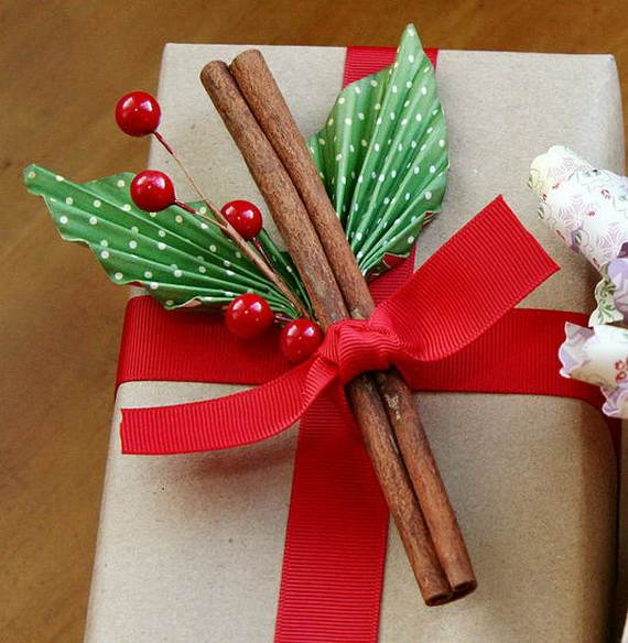 Cute and incredibly christmas gifts wrapping ideas for Creative christmas ideas