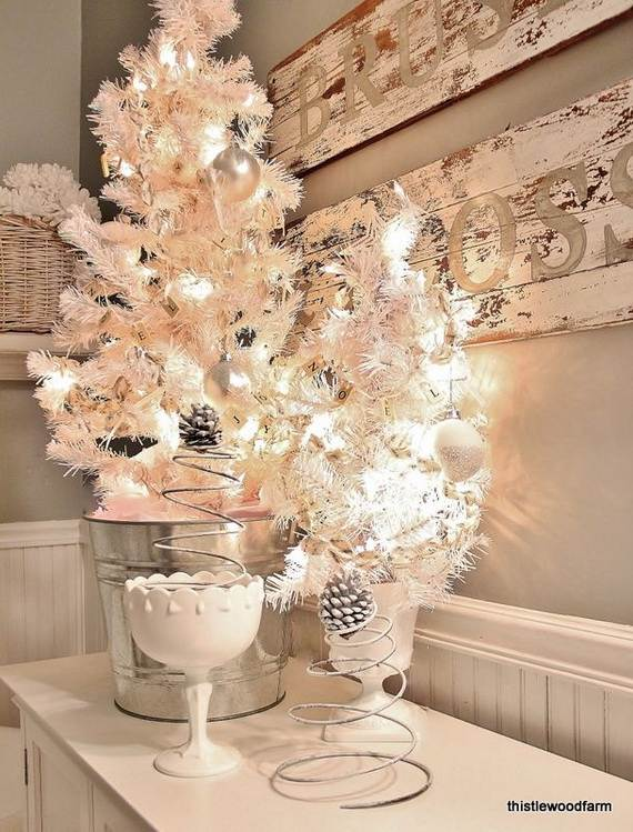 cute bathroom decorating ideas for christmas2014 3