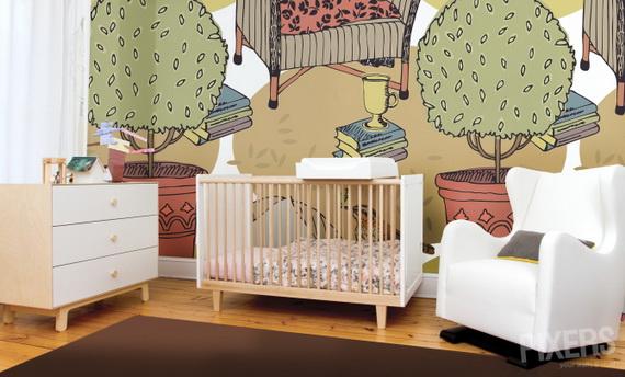 Cute and Fun Kids Wallpaper Designs_04