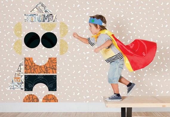 Cute and Fun Kids Wallpaper Designs_07