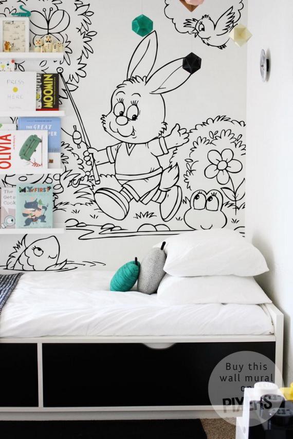 Cute and Fun Kids Wallpaper Designs_16