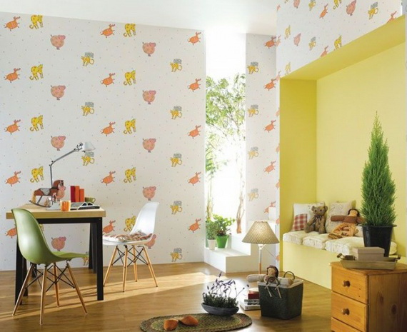 Cute and Fun Kids Wallpaper Designs_17