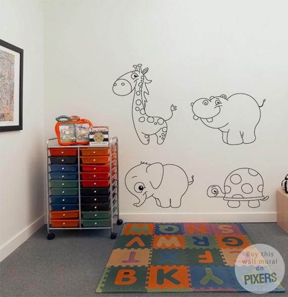 Cute and Fun Kids Wallpaper Designs_33