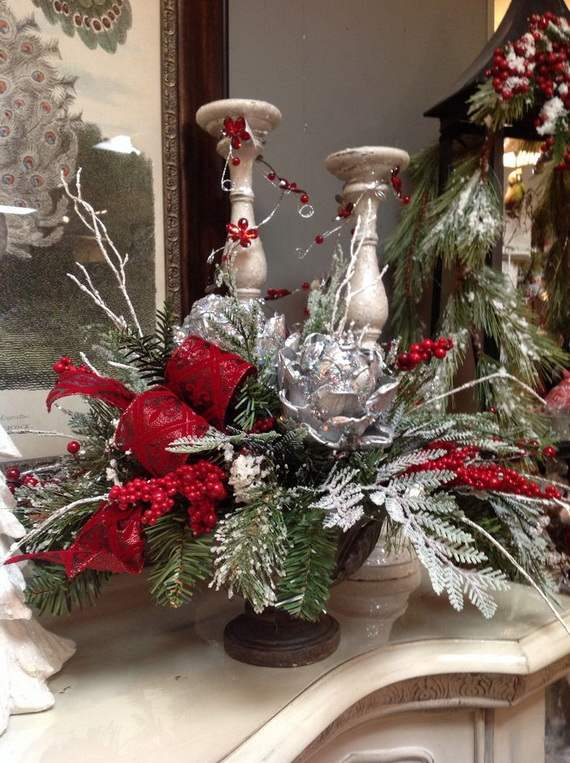 Gorgeous-Christmas-Floral-Arrangements-46