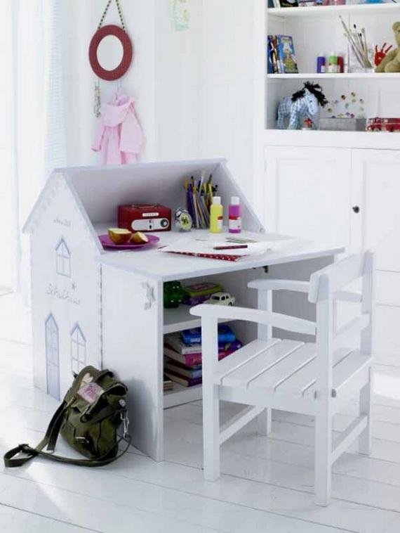 Inspirational Design Ideas for Kids Desks Spaces _05 (6)