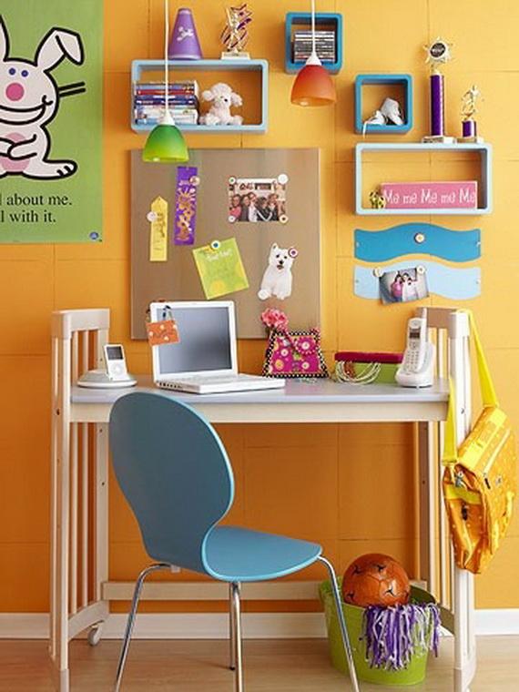 Inspirational Design Ideas for Kids Desks Spaces _09 (5)