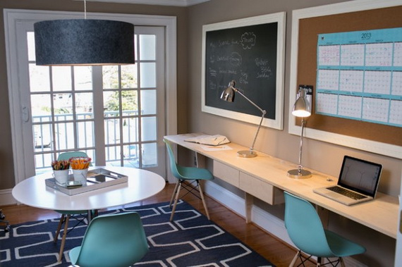 Inspirational Design Ideas for Kids Desks Spaces _10 (4)
