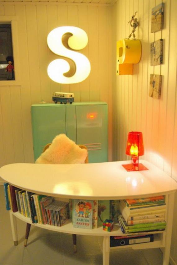 Inspirational Design Ideas for Kids Desks Spaces _16 (2)