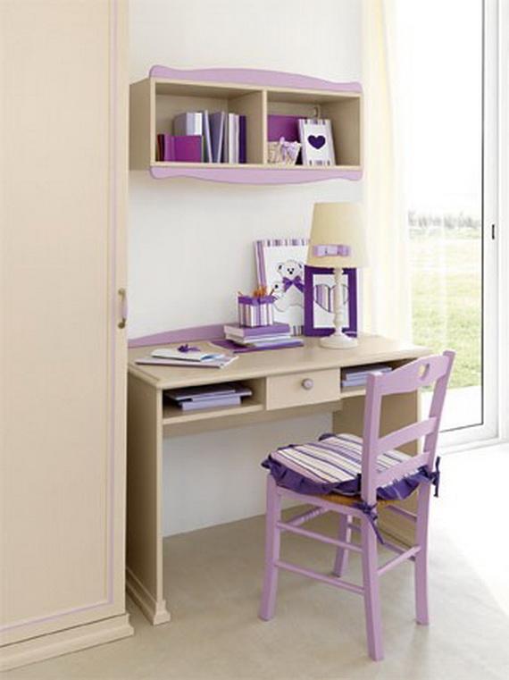 Inspirational Design Ideas for Kids Desks Spaces _16