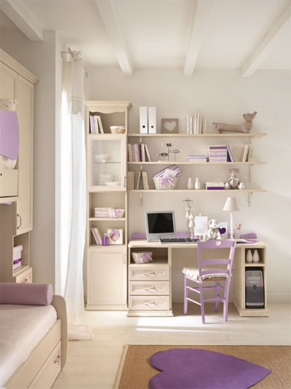 Inspirational Design Ideas for Kids Desks Spaces _18