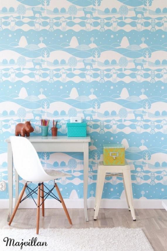Inspirational Design Ideas for Kids Desks Spaces _23