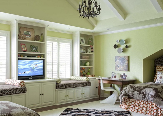 Inspirational Design Ideas for Kids Desks Spaces _24 (2)