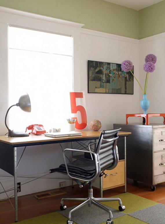 Inspirational Design Ideas for Kids Desks Spaces _37