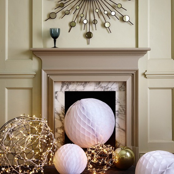 Jolly Ideas for Decorating with Christmas lights_1