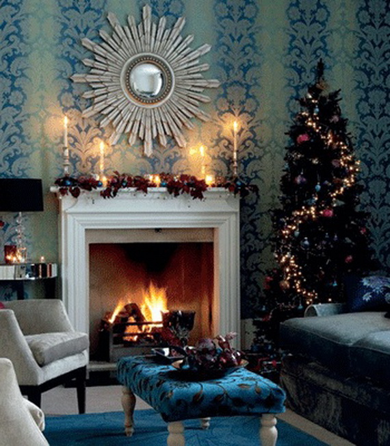 Jolly Ideas for Decorating with Christmas lights_14