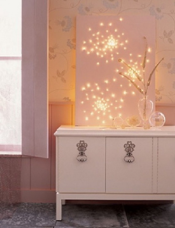 Jolly Ideas for Decorating with Christmas lights_15
