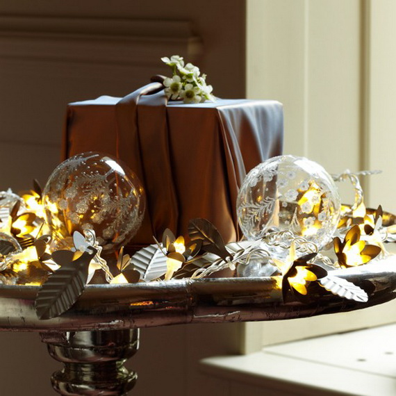 Jolly Ideas for Decorating with Christmas lights_2