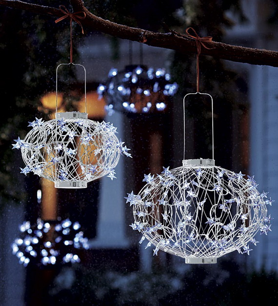 Jolly Ideas for Decorating with Christmas lights_43