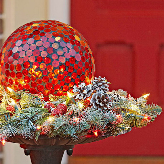 Jolly Ideas for Decorating with Christmas lights_46