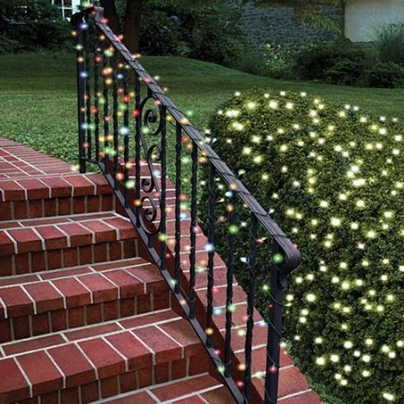Jolly Ideas for Decorating with Christmas lights_49