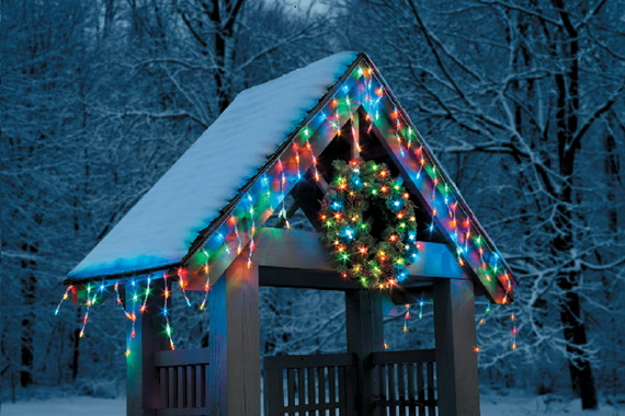 Jolly Ideas for Decorating with Christmas lights_80