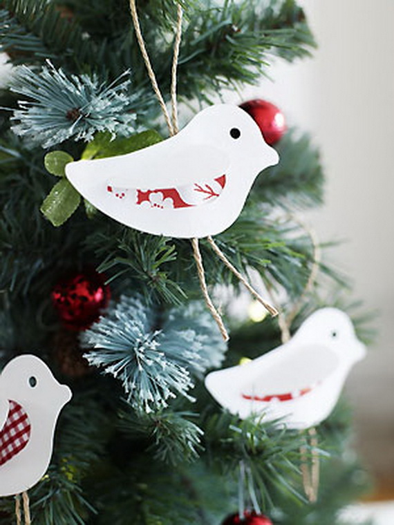 Pretty Paper Christmas Craft & Decoration Ideas_06