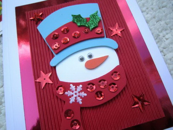 Pretty Paper Christmas Craft & Decoration Ideas_13
