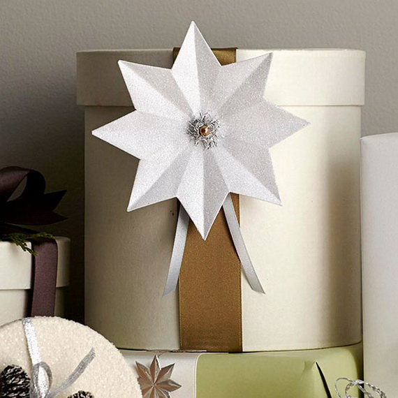 Pretty Paper Christmas Craft & Decoration Ideas_54