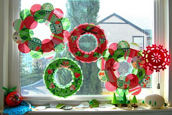 Pretty Paper Christmas Craft & Decoration Ideas_69