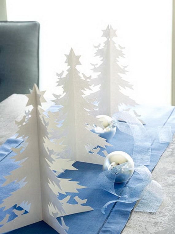 Pretty Paper Christmas Craft & Decoration Ideas_77