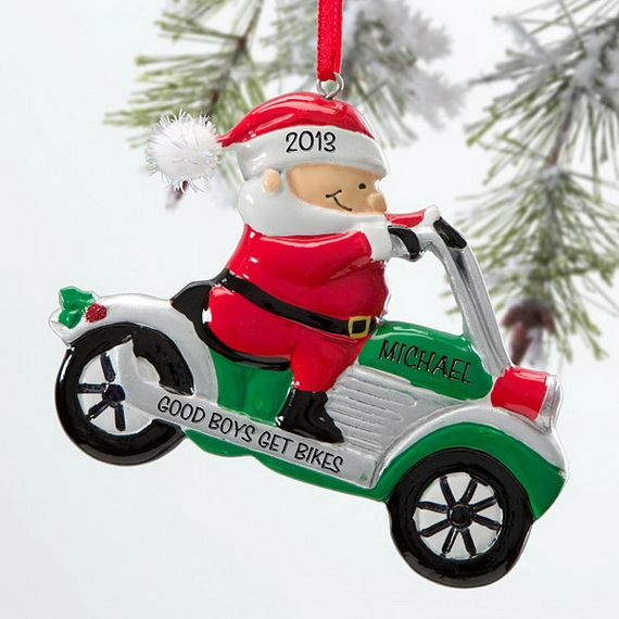 Share the joy of Christmas with Santa Claus decoration ideas _02 (2)