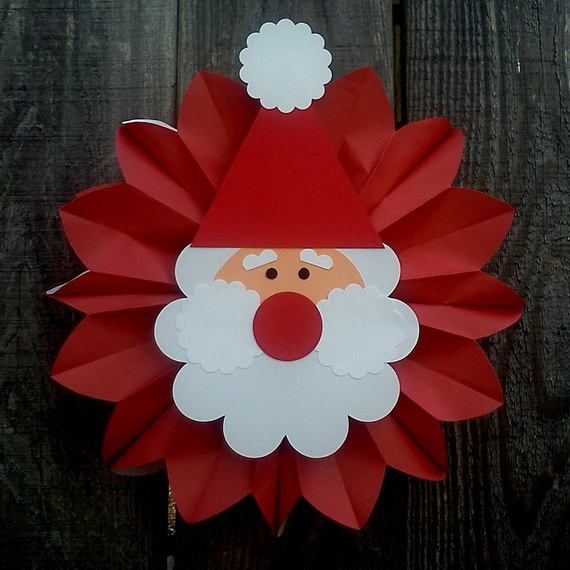 Share the joy of Christmas with Santa Claus decoration ideas _08 (3)