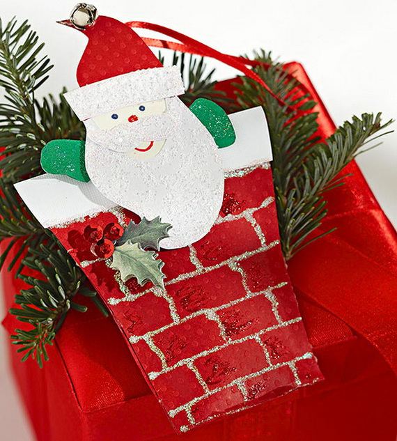 Share the joy of Christmas with Santa Claus decoration ideas _13