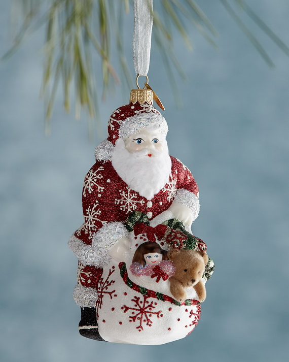 Share the joy of Christmas with Santa Claus decoration ideas _18 (2)
