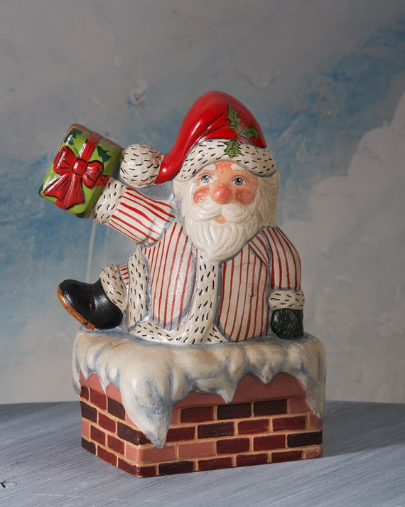 Share the joy of Christmas with Santa Claus decoration ideas _22 (2)