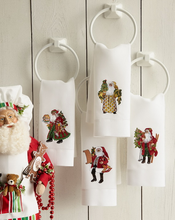 Share the joy of Christmas with Santa Claus decoration ideas _26 (2)