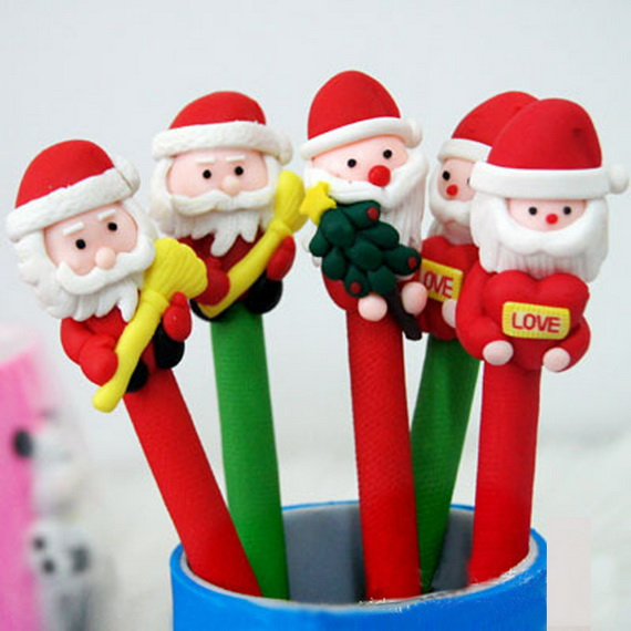 Share the joy of Christmas with Santa Claus decoration ideas _28 (2)
