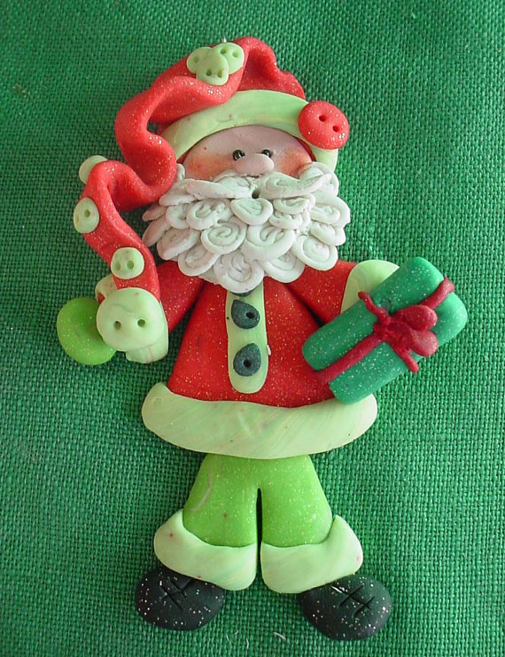 Share the joy of Christmas with Santa Claus decoration ideas _39