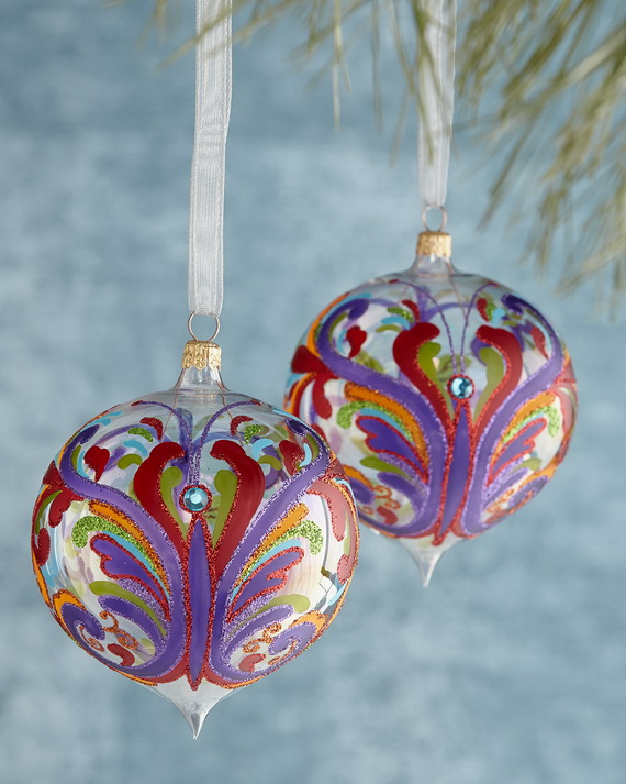 splendid homemade christmas gift and decoration ideas_19 - Homemade Christmas Decorations Ideas