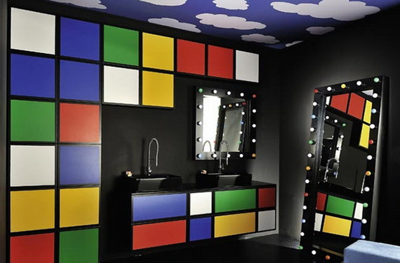 Stylish Bathroom Design Ideas for Kids 2014_02