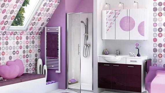 Stylish Bathroom Design Ideas for Kids 2014_15