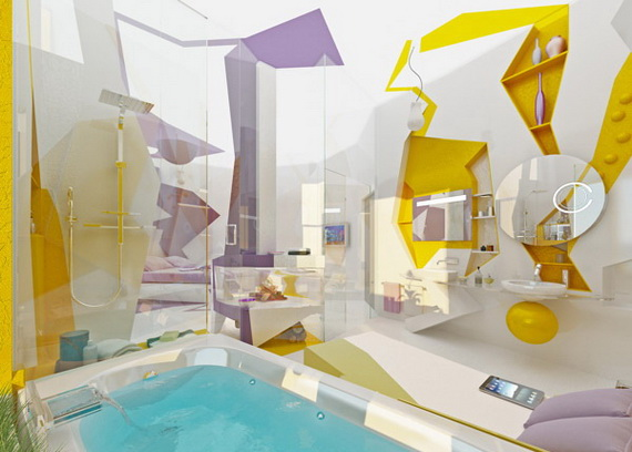 Stylish Bathroom Design Ideas for Kids 2014_20