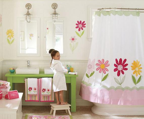 Stylish Bathroom Design Ideas for Kids 2014_26