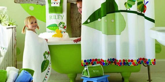Stylish Bathroom Design Ideas for Kids 2014_40