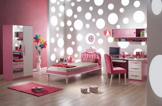 Stylish Teen Bedroom Design Ideas_013