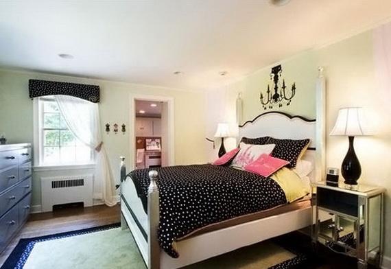 Stylish Teen Bedroom Design Ideas_039